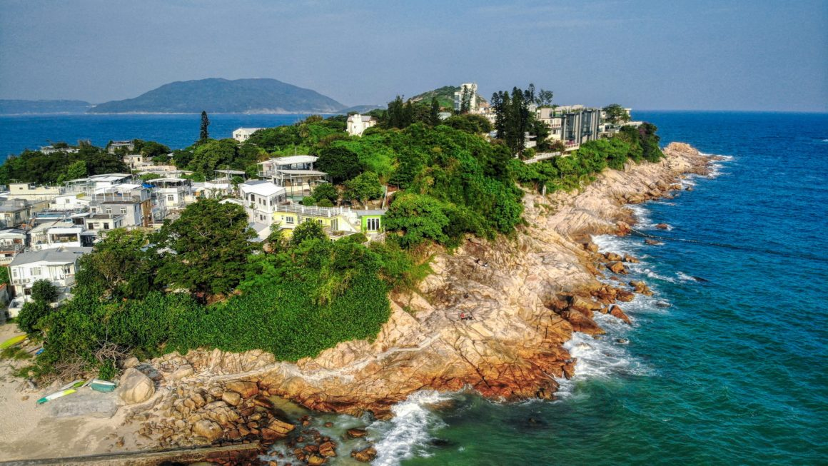 Why This Beach in Hongkong is Extraordinarily Special?