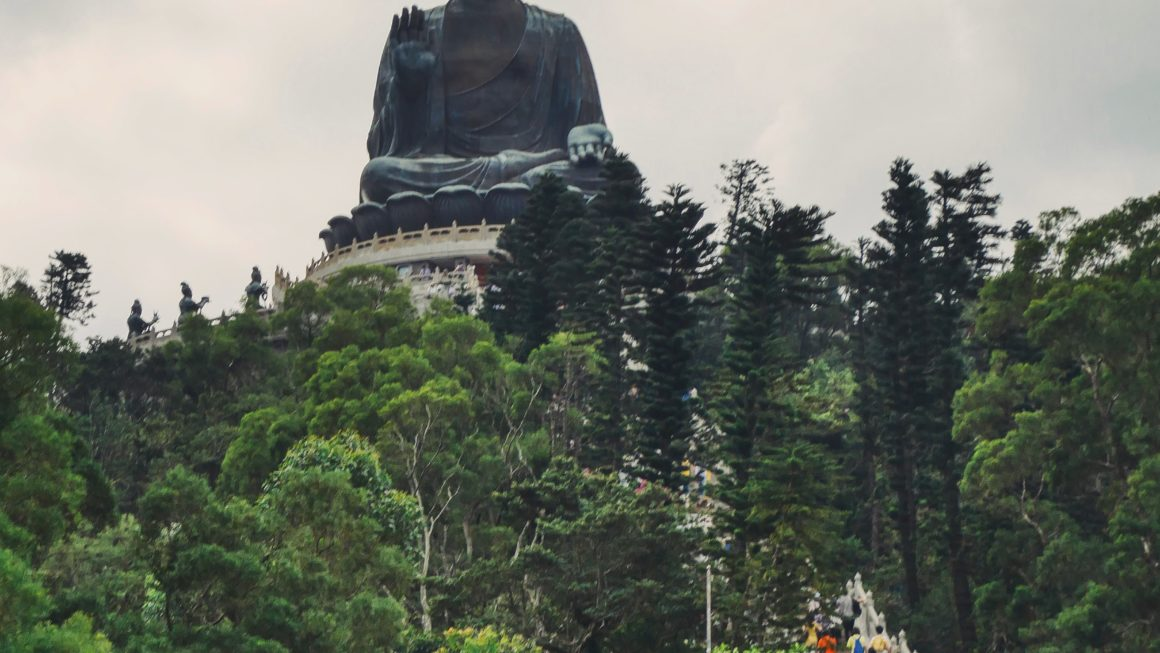 How this Majestic Big Buddha in Hongkong will complete your trip.